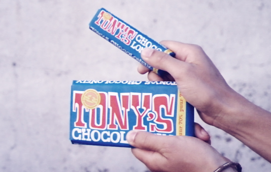 Tony's Chocolonely TU Delft project